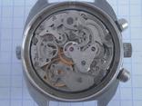 """Часы """"ПОЛЕТ""""СССР хронограф (часы и хронограф на ходу). photo 16"""