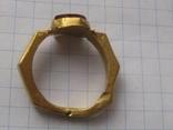 Римский золотой перстень,гемма photo 4