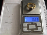 Римский золотой перстень,гемма photo 11