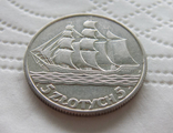 Польша 5 злотых 1936 Корабль