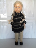Кукла.Клеймо.