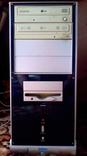 Системный блок с Windows 7 большой корпус без резерва