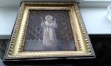 Св. чудотворец Василий Великий. 41 х 46см. photo 6