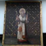 Св. чудотворец Василий Великий. 41 х 46см. photo 9