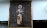 Св. чудотворец Василий Великий. 41 х 46см. photo 10