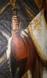 Св. чудотворец Василий Великий. 41 х 46см. photo 14