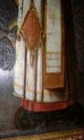 Св. чудотворец Василий Великий. 41 х 46см. photo 17
