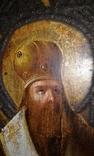 Св. чудотворец Василий Великий. 41 х 46см. photo 18
