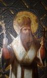 Св. чудотворец Василий Великий. 41 х 46см. photo 19