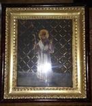 Св. чудотворец Василий Великий. 41 х 46см. photo 1