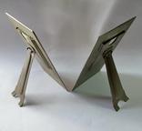 Оригинальные рамки для фото Златоуст (с фотографиями). Позолота. 2 шт одним лотом. photo 4