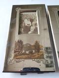 Оригинальные рамки для фото Златоуст (с фотографиями). Позолота. 2 шт одним лотом. photo 5