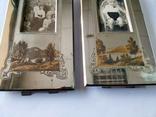 Оригинальные рамки для фото Златоуст (с фотографиями). Позолота. 2 шт одним лотом. photo 7