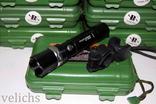 Фонарик аккумуляторный POLICE BL-T8628 99000 W с универсал. креплением