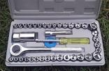 Отличный набор инструментов с трещоткой