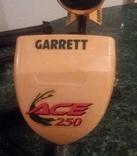 Garrett ace 250 + NEL attack