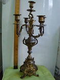 Подсвечник на 5 свечей.19 век.Франция