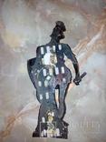 Статуэтка рыцарь, фото №7