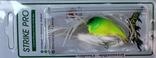Воблер Strike Pro Tadpole, 30мм, 3,2г. (096S)