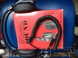 Наушники Sound Dynamic Stereo 8 Ом Япония для МД.