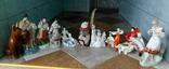 Коллекция фарфоровых фигурок
