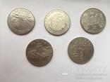 5 монет 2 гривны