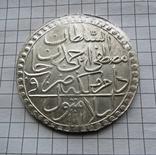 60 Пара Мустафа 3.Чекан Исламбул после 1171 г.х.. (27.4 грамма)