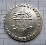 Куруш Османская империя после 1171 г.х. (18.2 грамма ) photo 3