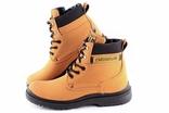 Зимние мужские ботинки Сarterpilar, 43р