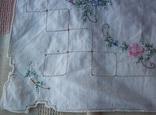 Салфетка мещанская нач.20в. 30х45см, фото №8