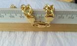 Стильный Мужской браслет ( 18 К ) Длинна 21 см photo 5