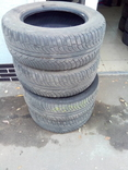 Резина комплект. Michelin latitude diamaris 255-60- r17