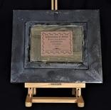Картина Пейзаж Масло Подпись Рама. 1879 г. photo 5