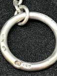 Серебреная театральная сумочка - кольчужка photo 6