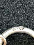 Серебреная театральная сумочка - кольчужка photo 7