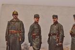Открытка Жандармерия 1917 год Швеции., фото №3