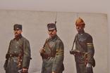 Открытка Жандармерия 1917 год Швеции., фото №4