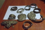 Серебряные украшения photo 1
