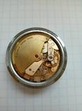 Часы Creation Швейцария 50х годов позолоченные photo 3