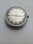 Часы Creation Швейцария 50х годов позолоченные photo 8