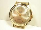 """Часы """"Poljot de luxе"""" позолота АУ20 (1) photo 2"""