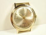 """Часы """"Poljot de luxе"""" позолота АУ20 (1) photo 3"""