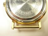 """Часы """"Poljot de luxе"""" позолота АУ20 (1) photo 8"""