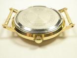 """Часы """"Poljot de luxе"""" позолота АУ20 (1) photo 9"""