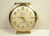 """Часы """"Poljot de luxе"""" позолота АУ20 (2) photo 1"""