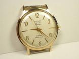 """Часы """"Poljot de luxе"""" позолота АУ20 (2) photo 3"""