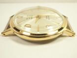 """Часы """"Poljot de luxе"""" позолота АУ20 (3) photo 7"""