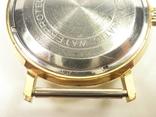 """Часы """"Poljot de luxе"""" позолота АУ20 (3) photo 8"""