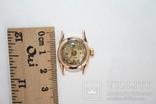 Золотые женские наручные часы, фото №7