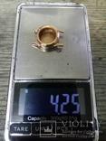 Золотые женские наручные часы, фото №10